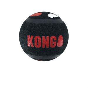 KONG Balles « Signature » Sport Grandes Paquet de 2