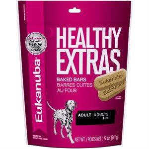 EUKANUBA Healthy Extras Adult Dog Treats 12 / 12oz