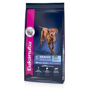 EUKANUBA Senior Large Breed Dog 30LBS