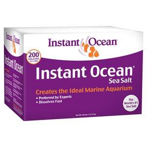 Spectrum Instant Ocean Sea Salt 200 Gallons