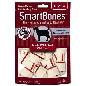 Spectrum Smart Bones Chicken Mini 8 Pack