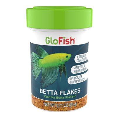 Spectrum Brands GloFish Betta Flake Food 0.7oz