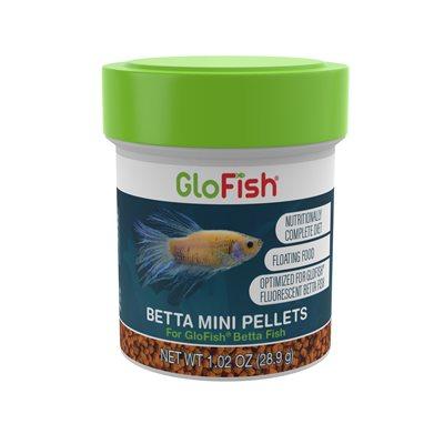 Spectrum Brands GloFish Betta Mini Pellets 1.02oz