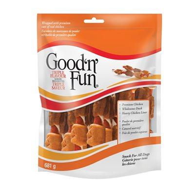 Spectrum Brands Good 'n' Fun Triple Flavor Kabob 681 G