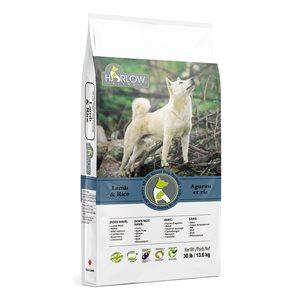 Harlow Blend Dog Food Lamb & Rice Formula 30LBS