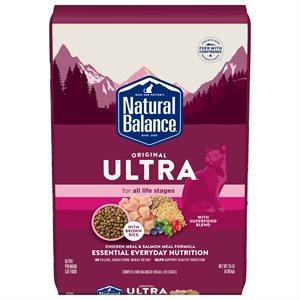 Natural Balance Original Ultra Cat Chicken Meal & Salmon Meal 15 lb