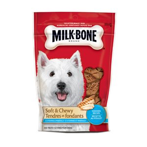 Smuckers Milk Bone Soft & Chewy Chicken Flavor Treats 12 / 113g
