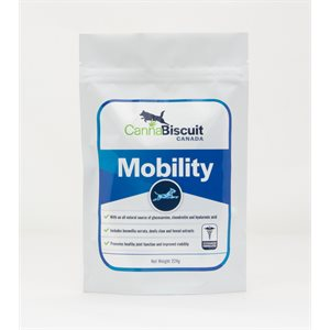 Cannabiscuit Mobility Nutraceutical Supplement with Elk Velvet Antler 224g