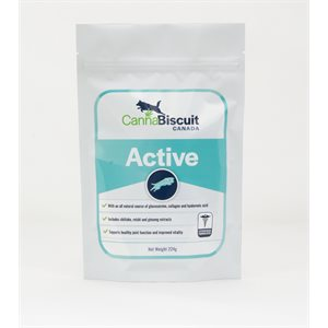Cannabiscuit Active Nutraceutical Supplement with BiovaFlex 224g