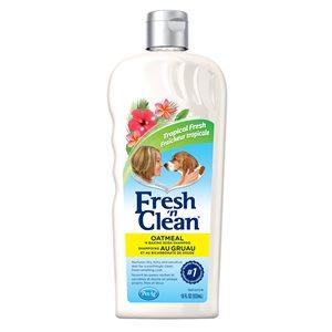 PetAg Fresh 'n Clean® Oatmeal 'n Baking Soda Shampoo Tropical Scent 18oz