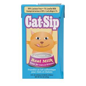 PetAg Cat-Sip® Milk Treat for Cats & Kittens 8oz